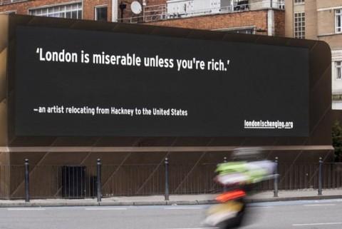 Frieze Magazine e il caro-affitti a Londra
