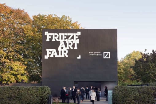 Frieze, Universal Design Studio, photo Andrew Meredith