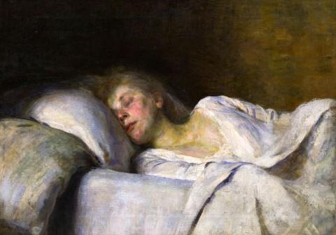 Gian Maria Rastellini, Sognando, seconda versione, 1891