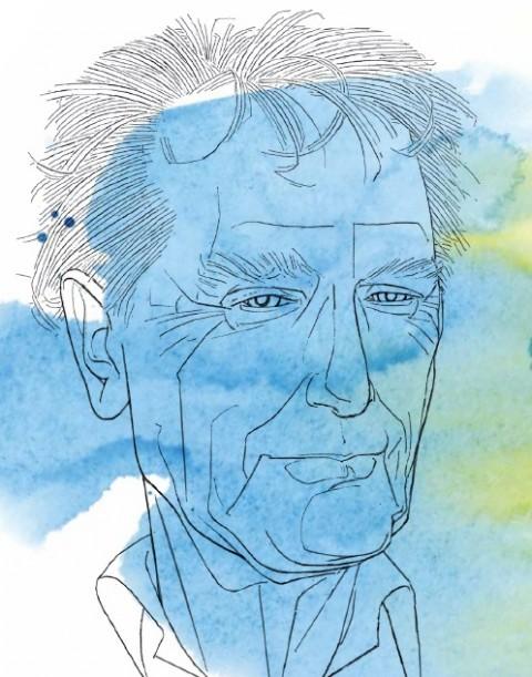 Gianluigi Ricuperati – 100 Global Minds - Gilles Clément by David Johnson
