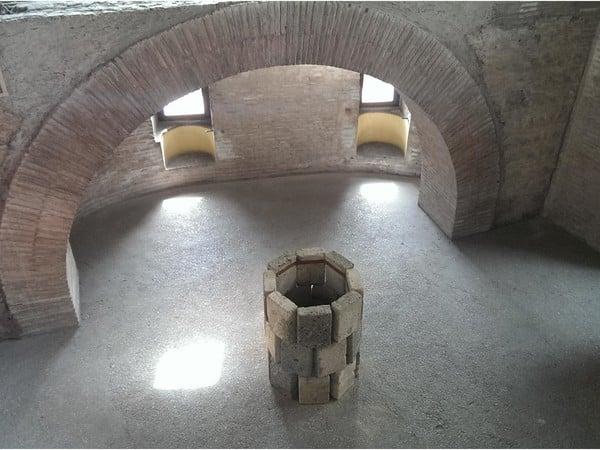 Giuseppe Tabacco - Museo delle Mura, Roma 2015