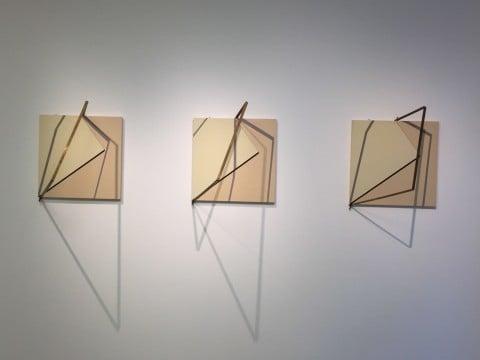 Grazia Varisco in mostra alla Galleria Cortesi, sede di Londra