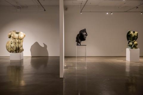 Igor Mitoraj alla Cara Gallery, New York 2015
