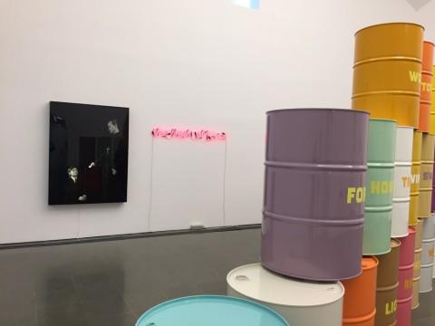 Jimmie Durham alla Serpentine Gallery