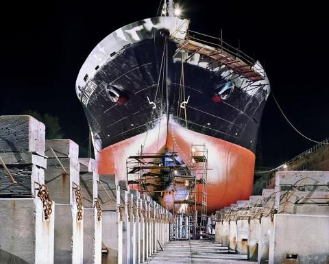 Luca Campigotto, Arsenale di Venezia, 2000 © Luca Campigotto
