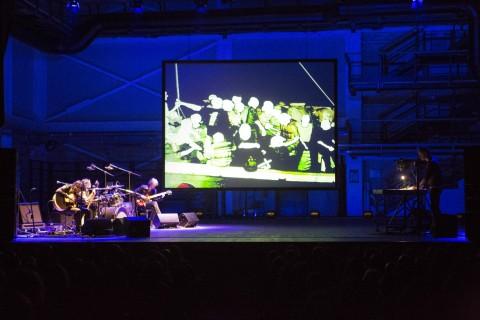 Masbedo, Sinfonia di un'esecuzione – veduta della mostra presso il Mart, Rovereto 2015 - photo Jacopo Salvi