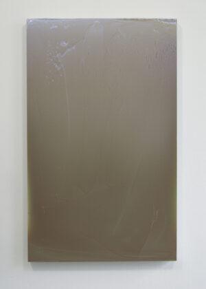 Matt McClune, Pearlescent Blue over Gold
