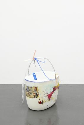 May Hands, Bucket XIII, 2015 - Courtesy of the Artist and T293 - photo Roberto Apa