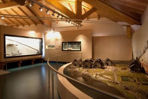 Museo delle Palafitte, Fiavé - photo Ornella Michelon