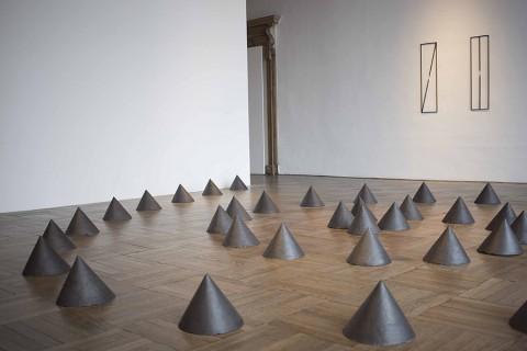 Paolo Icaro, Luogo dei punti eccentrici, 2007 - Collezione dell'artista - photo Eleonora Milner