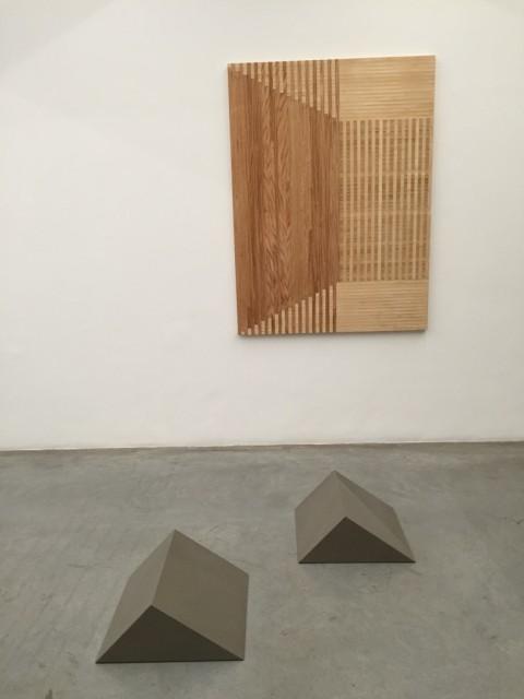 Rebecca Ward alla Ronchini Gallery