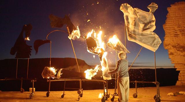 Le favole iniziano a Cabras, film documentario di Raffaele Fusaro