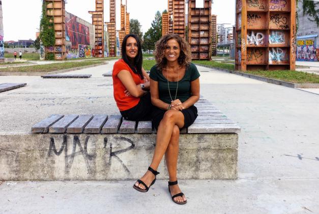 Stefania Poddighe e Ginevra Pucci - Direttori Flashback