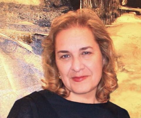 Tiziana D'Acchille, direttrice dell'Accademia di Belle Arti di Roma
