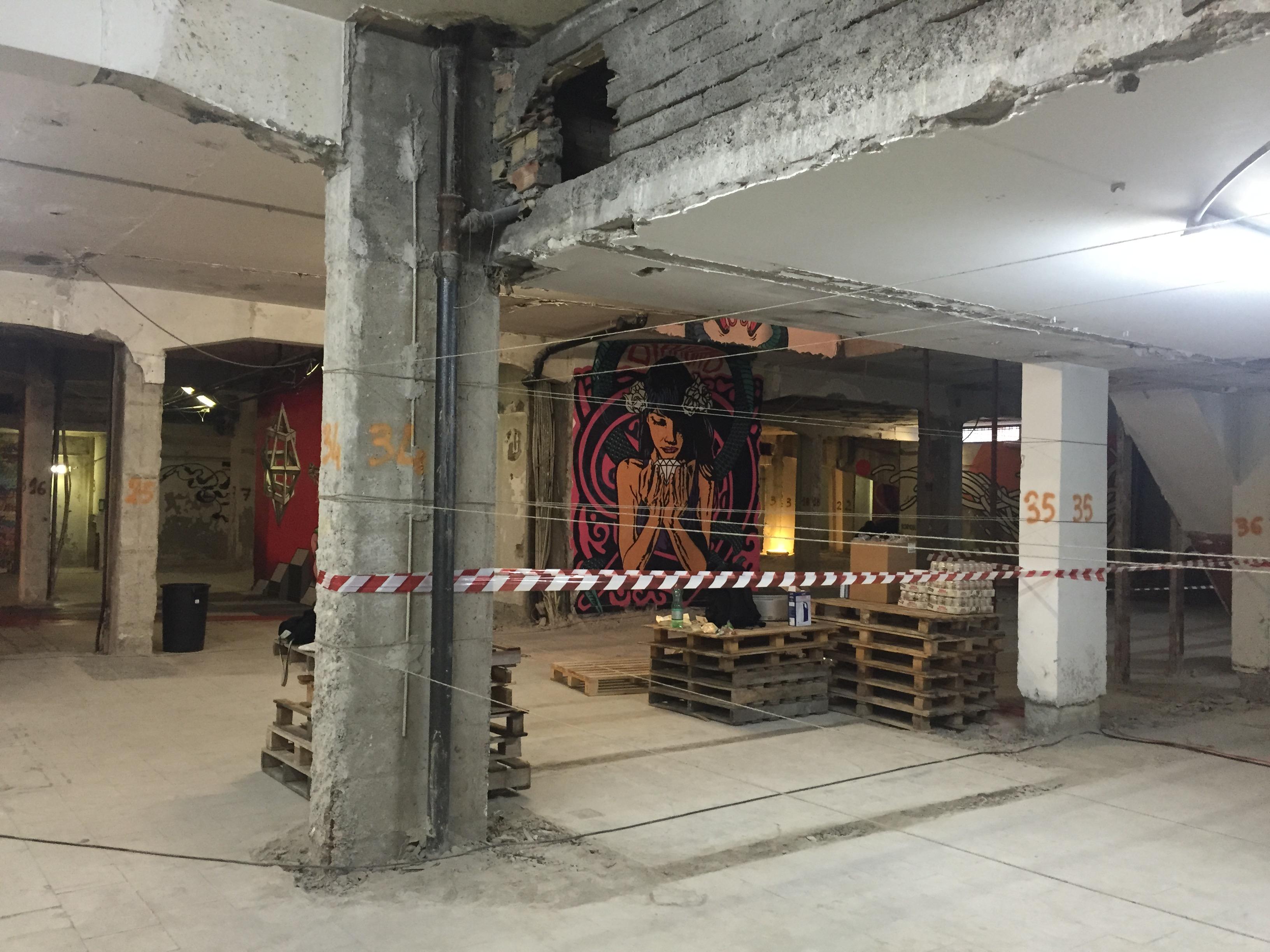 Tracce temporaneem roma klevra finestre artribune - Pizzeria le finestre roma ...