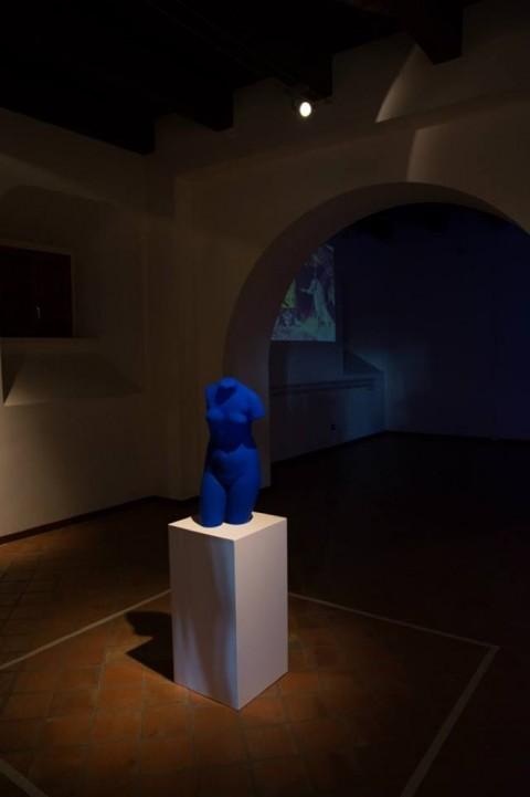 Venus Blue, Omaggio ad Yves Klein