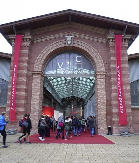 Vienna Contemporary 2015 - Marx Halle
