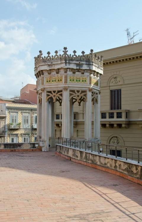Villino Favaloro, Palermo - photo © Rizzuto Gallery
