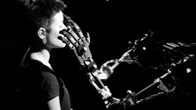 Louis-Philippe Demers, the Blind Robot, 2012, credits photos: Louis-Philippe Demers