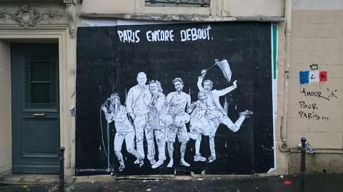 Combo, Paris encore debout
