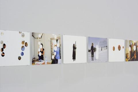 Alice Schivardi – Ero figlia unica - veduta della mostra presso la Fondazione Pescheria, Pesaro 2015, photo Michele Sereni