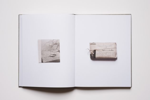 Andrea Ferrari, The pictures included in this envelope, 2013