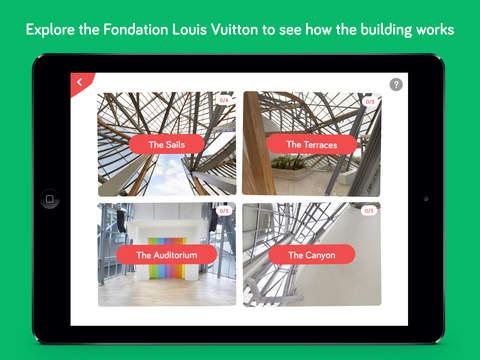 Apprendista architetto - Fondazione Louis Vuitton