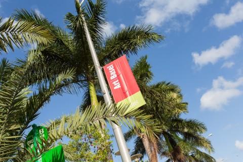 Art Basel Miami Beach 2014 © Art Basel