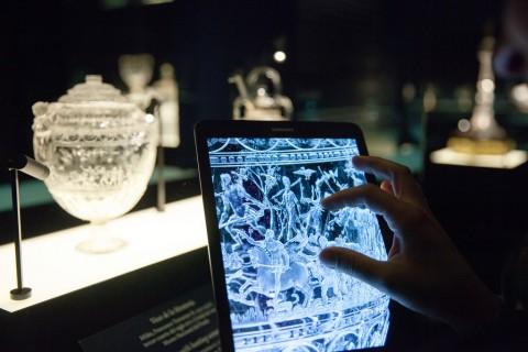 Arte transparente - Museo del Prado, Madrid 2015