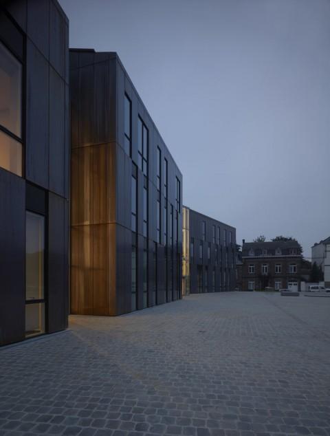 Demogo, Municipio di Gembloux, Belgio, 2014 © Demogo