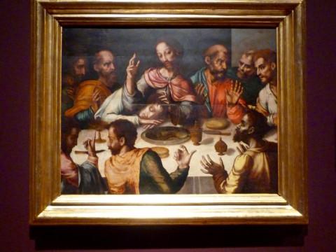 Divino Morales - Museo del Prado, Madrid 2015
