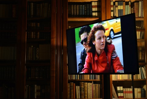 Elisabetta Benassi, Timecode, 2000 - photo Michele Alberto Sereni - courtesy AGI Verona