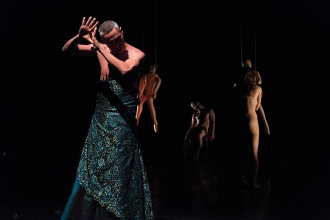 Emma Dante, Operetta Burlesca