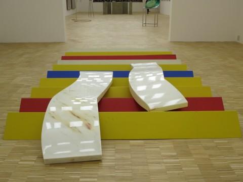 Ennesima - veduta della mostra presso La Triennale di Milano, 2015