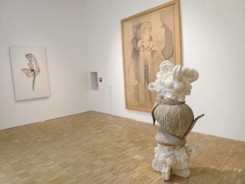 Ennesima, veduta della mostra presso La Triennale di Milano, 2015