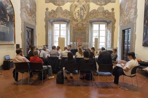 Forum dell'arte contemporanea italiana, Prato 2015 - photo Serena Gallorini