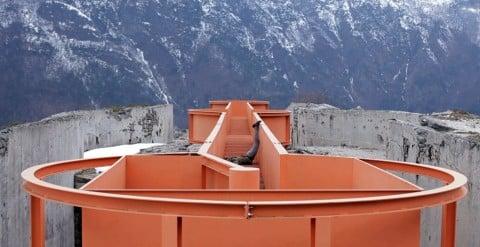 Giacomo Raffaelli, Forte di Pozzacchio - Valmorbia Werk, 2013 – still da video – video HD monocanale, colore, suono stereo, 6'01'' – Courtesy l'artista