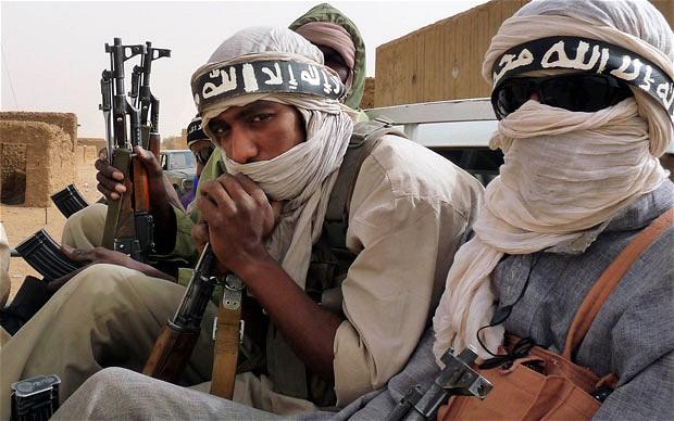 Jihadisti in Mali
