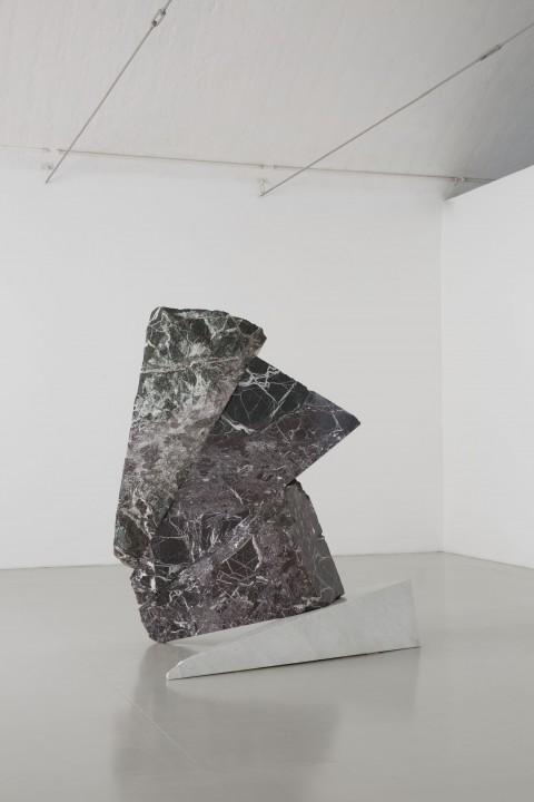 Luciano Fabro, Crono, 1991 - Fondazione Beyeler, Riehen-Basilea - photo Agostino Osio