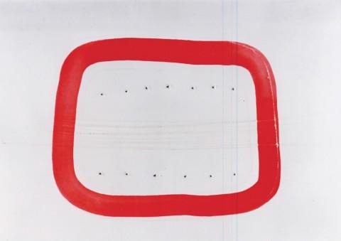 Lucio Fontana, Concetto spaziale, 1966-67 - Collezione privata, Bari