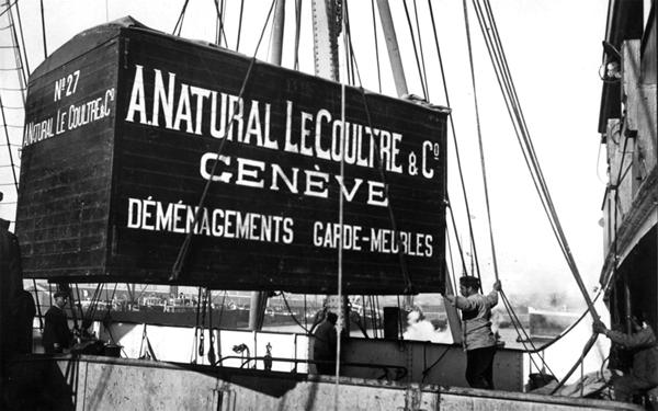 Natural Le Coutre nell'Ottocento