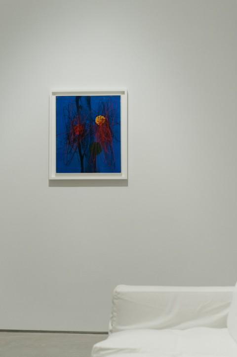 Painting in Italy 1910s-1950s - veduta della mostra presso la Sperone Westwater Gallery, New York 2015 - photo Pierangelo Parimbelli