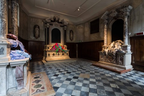 Patricia Cronin, Shrine for Girls, Venezia 2015 - photo Mark Blower
