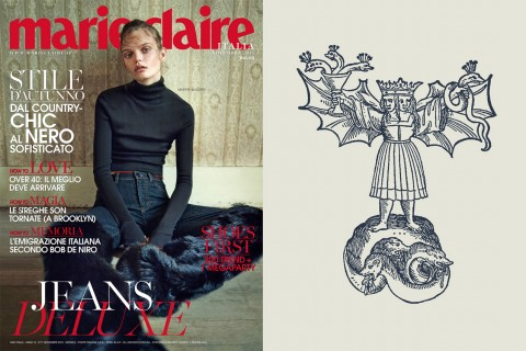 Roberto Ago, La moda, il sacro e l'icona anoressica #4