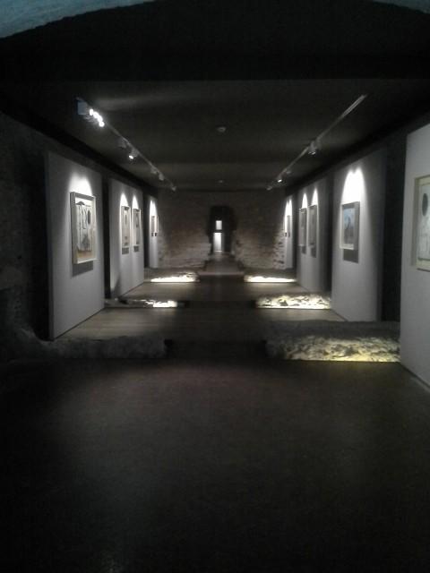Roberto Floreani – Ricordare - veduta della mostra presso Palazzo Chiericati, Vicenza 2015