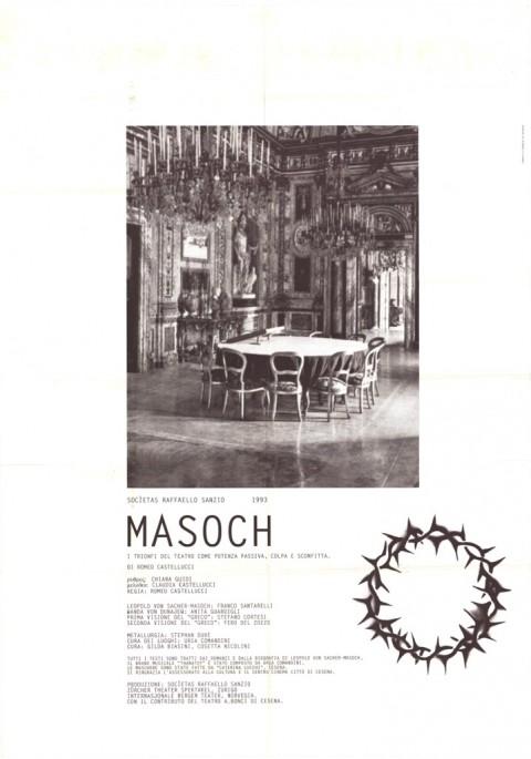 Socìetas Raffaello Sanzio - Masoch