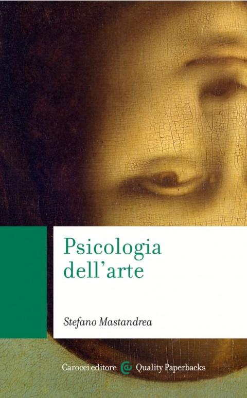 Stefano Mastandrea, Psicologia dell'arte - Carocci