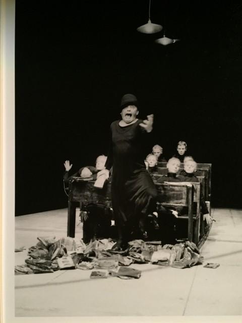 Tadeusz Kantor, La classe morta - Museo Paqualino Noto, Palermo 2015