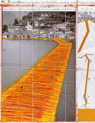 The Floating Piers - The Floating Piers (Project for Lake Iseo, Italy)