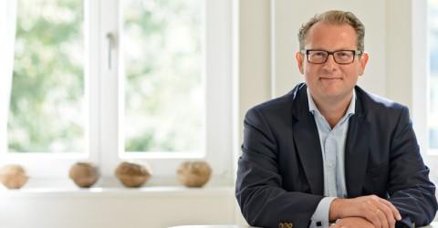 Thorsten Muck, CEO di Thonet